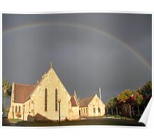 covenant sign ~ Holy Trinity Dubbo Poster