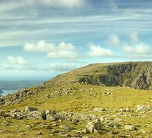The High Stile Walk....The Ridge to High Stile by Jamie  Green