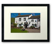Queens Arms - Litton Framed Print