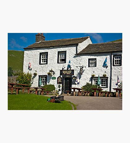 Queens Arms - Litton Photographic Print
