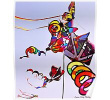 Whirly Poster
