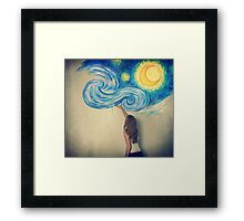 Starry Night Framed Print