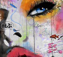 viva la by Loui  Jover