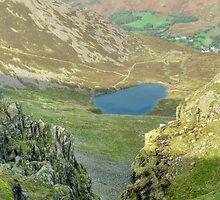 The High Stile Walk....Bleaberry Tarn by VoluntaryRanger