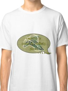 Courage from Tolkien Classic T-Shirt