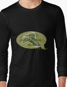 Courage from Tolkien Long Sleeve T-Shirt