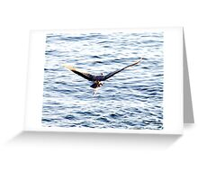 Take-Off Greeting Card