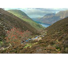 The High Stile Walk....Scale Beck Photographic Print