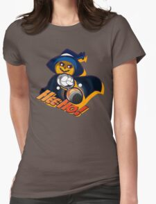 Pyro Jack Womens Fitted T-Shirt
