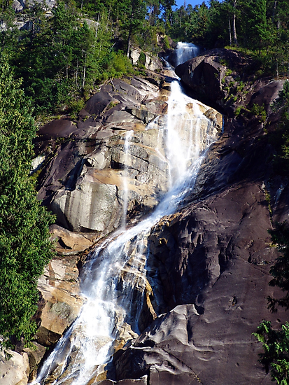 Shannon Falls by George Cousins
