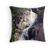 Shannon Falls Throw Pillow