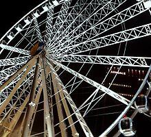 Big Wheel - Manchester (Colour) by alicesagar17