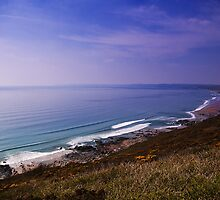 Whitsands Bay by Country  Pursuits
