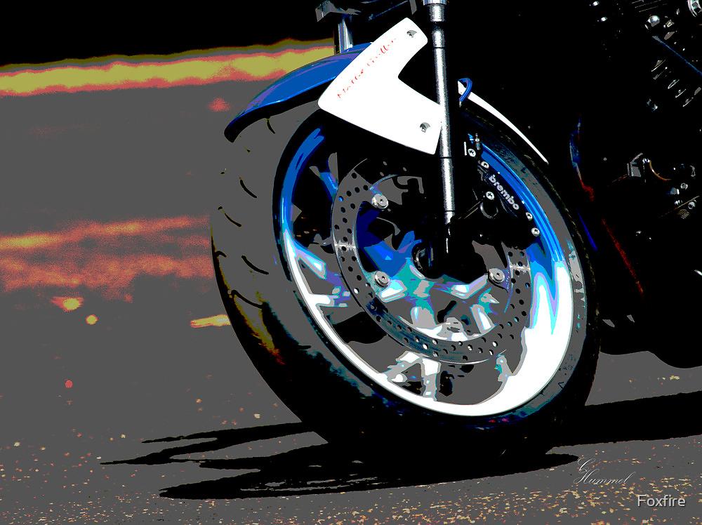 Moto by ©FoxfireGallery / FloorOne Photography
