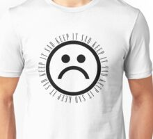 keep it sad Unisex T-Shirt