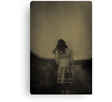 Her Journey Canvas Print