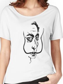 Salvador Dali Women's Relaxed Fit T-Shirt
