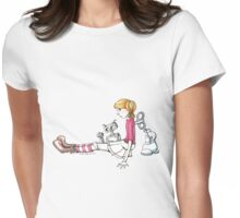 New Toy Womens Fitted T-Shirt