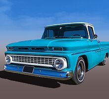 Chevrolet Pickup by Keith Hawley