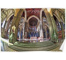 St Patrick's Cathedral • Melbourne • Australia Poster