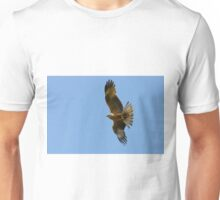 Patrolling the ridge, Radicofani, Tuscany Unisex T-Shirt