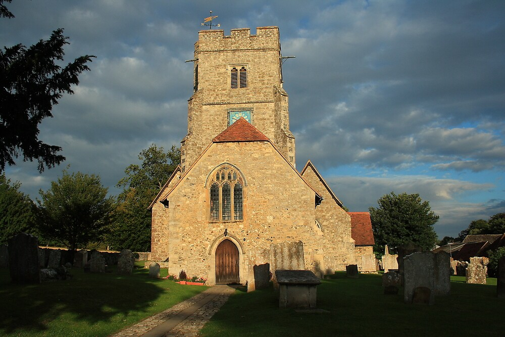 St Mary and All Saints, Boxley by Dave Godden