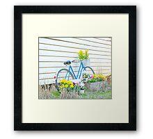 Vintage Bicycle .... Malvern Star. Framed Print