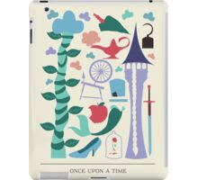 Fairytale- Once Upon a Time iPad Case/Skin