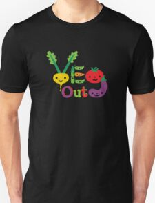 Veg Out Deux - on darks T-Shirt