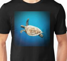 Turtle - Big and Beautiful - The Great Barrier Reef Unisex T-Shirt