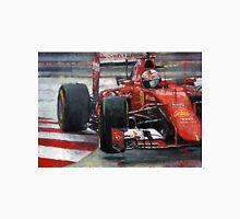 2015 Hungary GP Ferrari SF15T Vettel Winner  Unisex T-Shirt