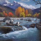 风景 by Ze Zhao