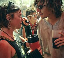Love on the Dancefloor / Rainbow Serpent Festival 2009 by OZDOOF
