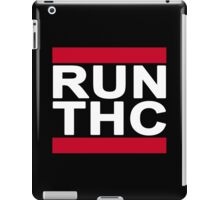 RUN THC iPad Case/Skin