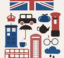 I heart Great Britain by abbieimagine