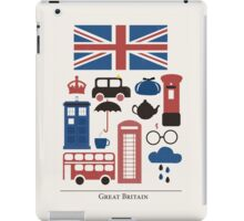 I heart Great Britain iPad Case/Skin