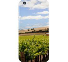 Australian Vineyard Landscape iPhone Case/Skin