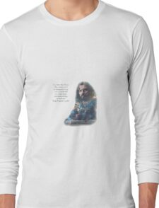 The Misty Mountains Long Sleeve T-Shirt