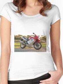 Triumph TT600 Women's Fitted Scoop T-Shirt