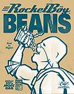 Vintage Rocketboy Beans Ad - Captain RibMan by Captain RibMan