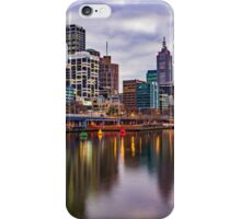 Melbourne Reflections iPhone Case/Skin