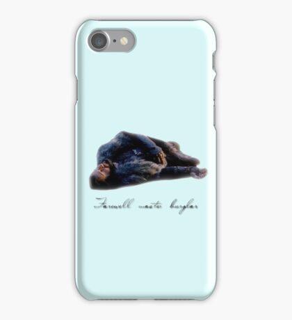 Thorin's Last Goodbye iPhone Case/Skin