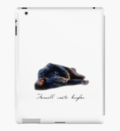 Thorin's Last Goodbye iPad Case/Skin