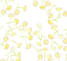 Real Bright Dandelion Fluff by katecrashed