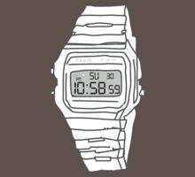 Digital watch T-Shirt