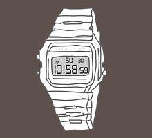 Digital watch Unisex T-Shirt