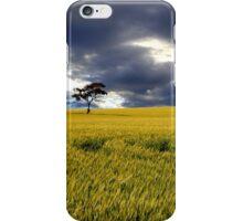 Stormy Australian Rural Landscape iPhone Case/Skin