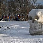The Morning Skull  by cookarelli