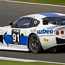 No 91 Ginetta G50 by Willie Jackson