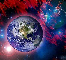 Love is Cosmic by JD Longhurst